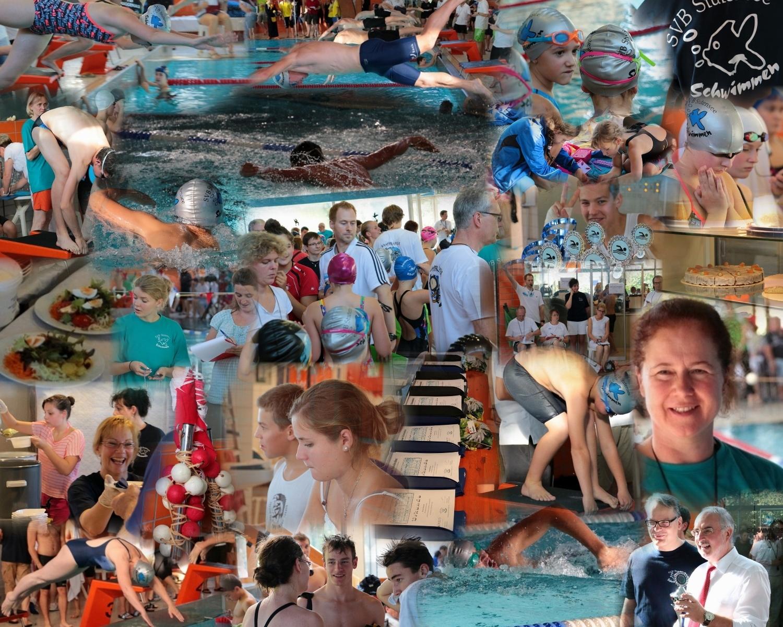 Stutensee-Schwimmfest 2014